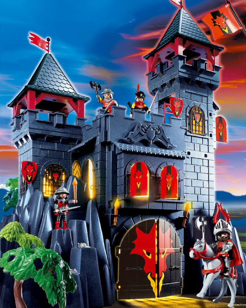 playmobil 3269 drachenfestung neu ebay. Black Bedroom Furniture Sets. Home Design Ideas