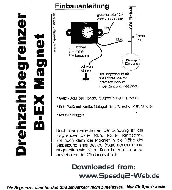 Fantastisch Roller Cdi Schaltplan Bilder - Der Schaltplan ...